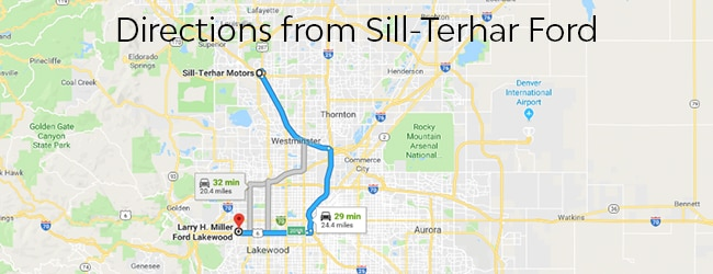 directions from Sill-Terhar-Motors