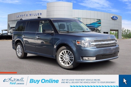 Featured Used 2018 Ford Flex SEL SUV for sale near you in Lakewood, CO