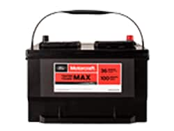 $20 Rebate on MotorCraft Batteries