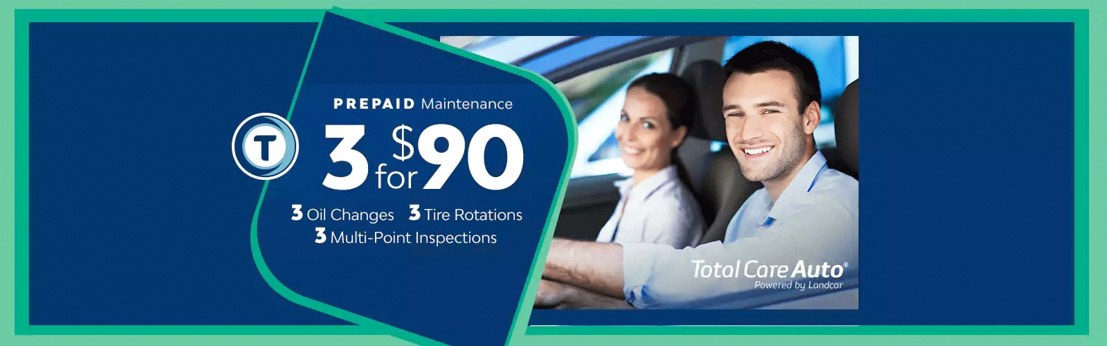 Total Care Auto Prepaid Maintenance in Denver