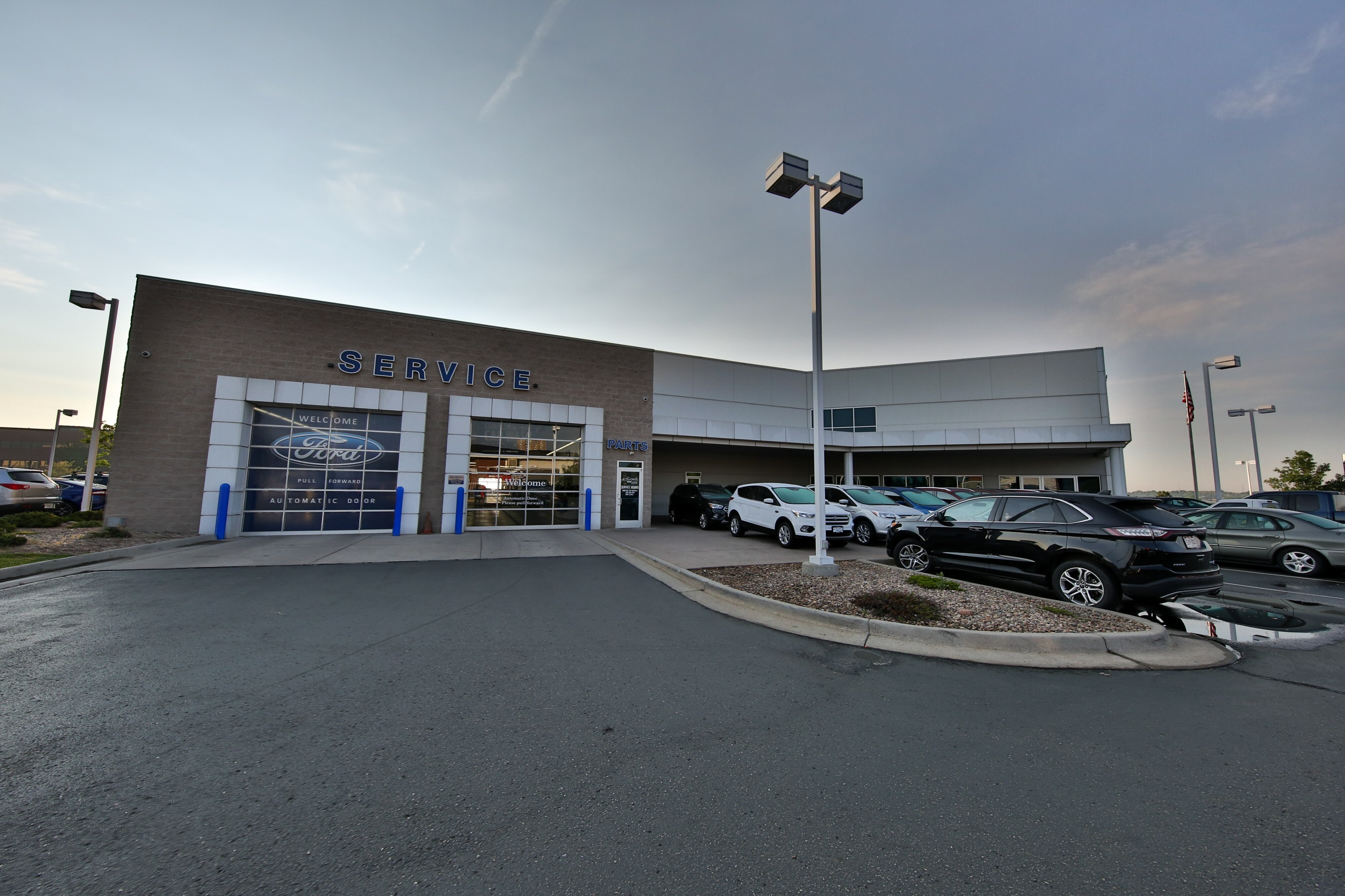 Lakewood & Denver Ford service