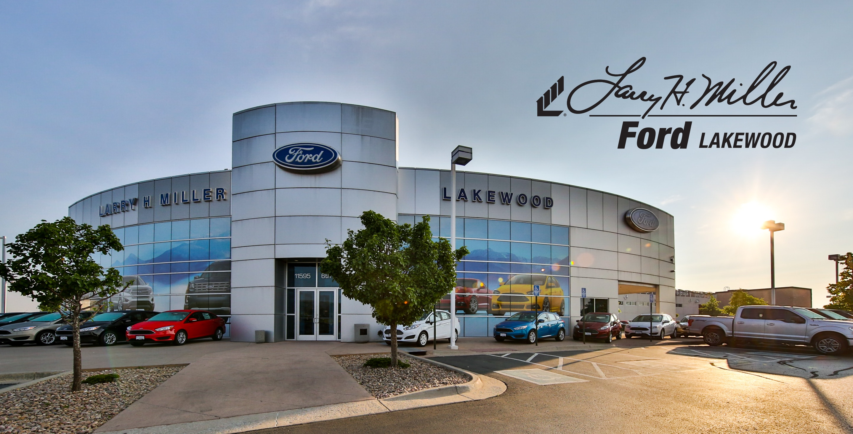 Ford Dealer Denver