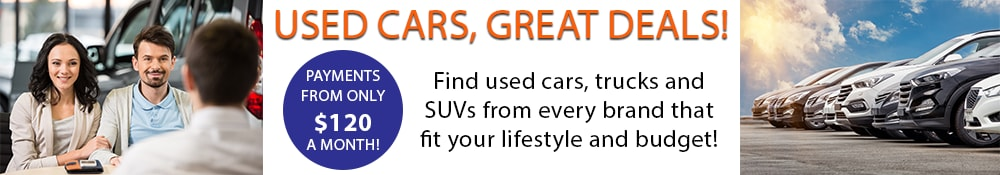 Used Cars for Sale in Denver & Lakewood