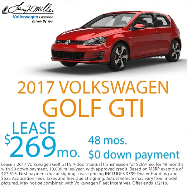 Volkswagen Golf GTI Denver