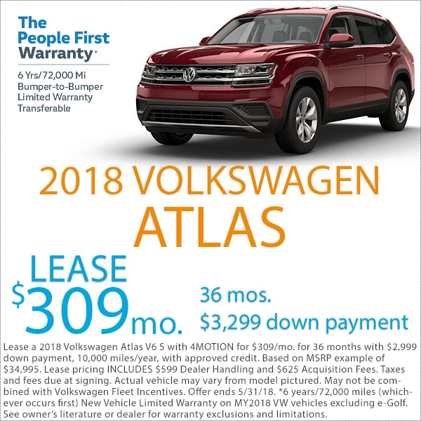 Denver Volkswagen Atlas