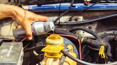 Brake Fluid Service Special