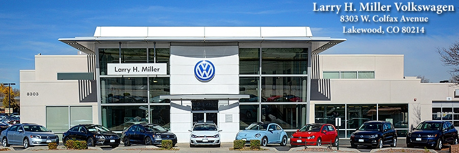 Denver VW dealership