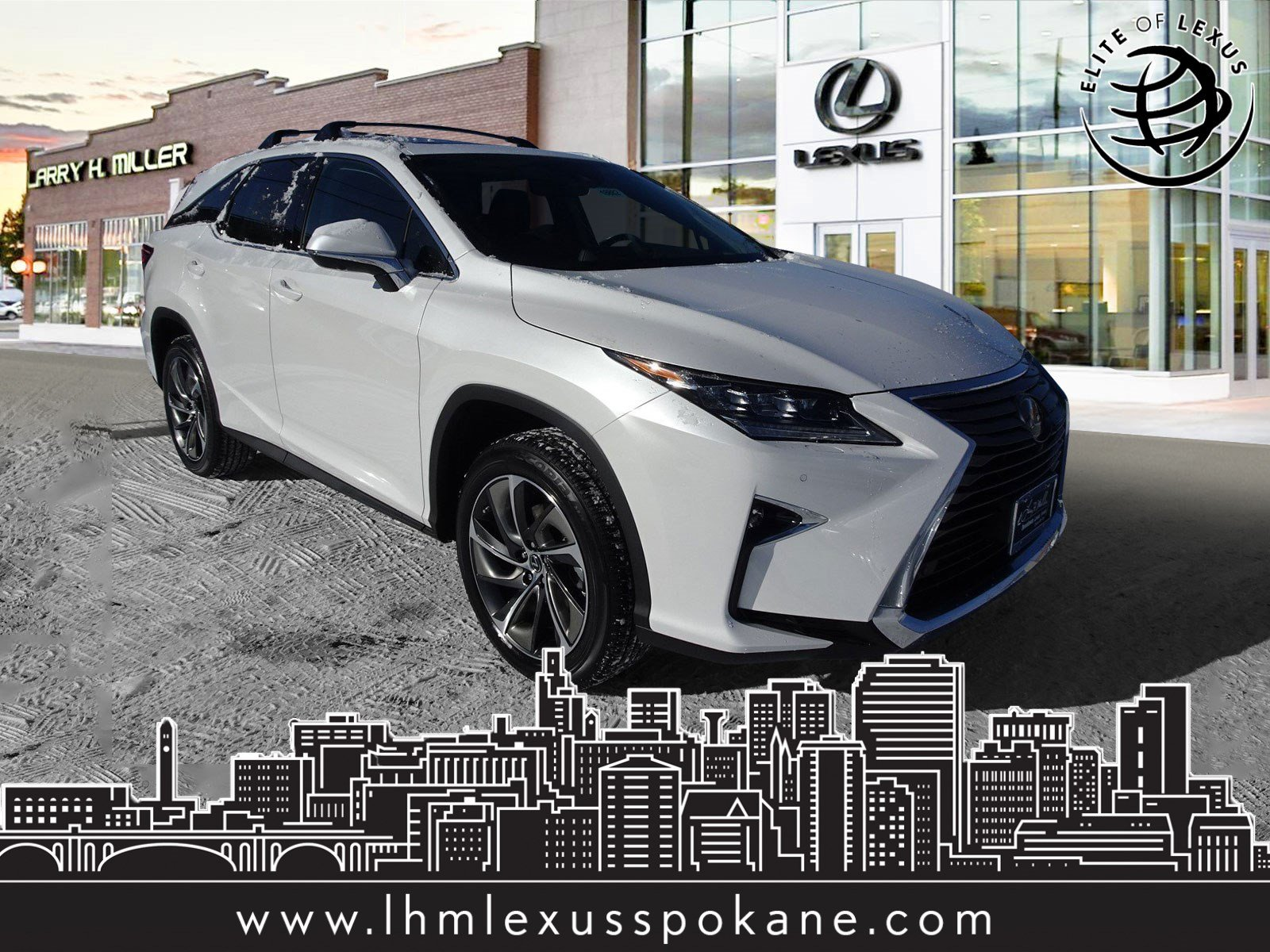 2019 LEXUS RX 350L RX 350L Luxury RX 350L Luxury AWD