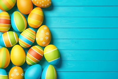 Easter Egg Savings - Pick an Egg, Claim a Special Offer