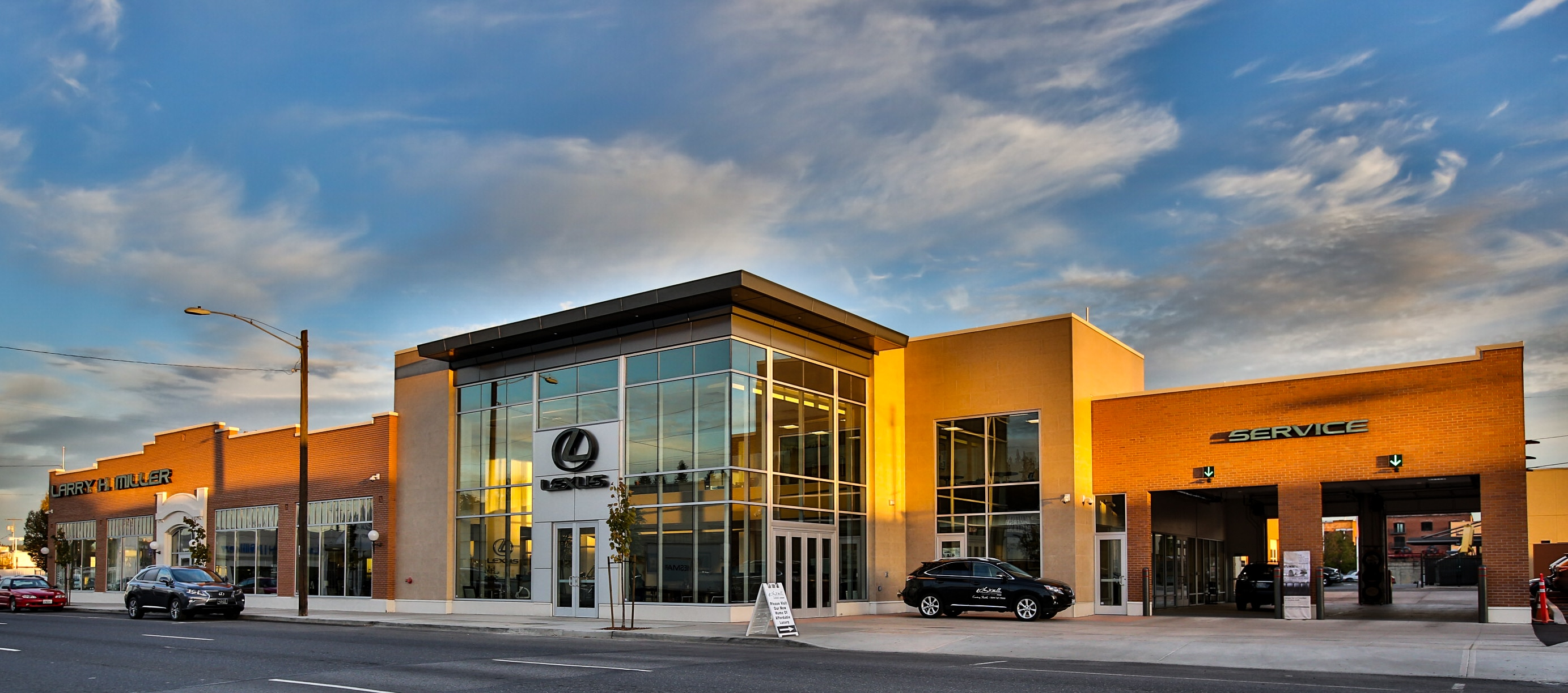 LHM Lexus Spokane Dealership