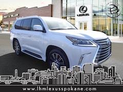 2019 LEXUS LX 570 LX  570 LX  570 Three Row 4WD