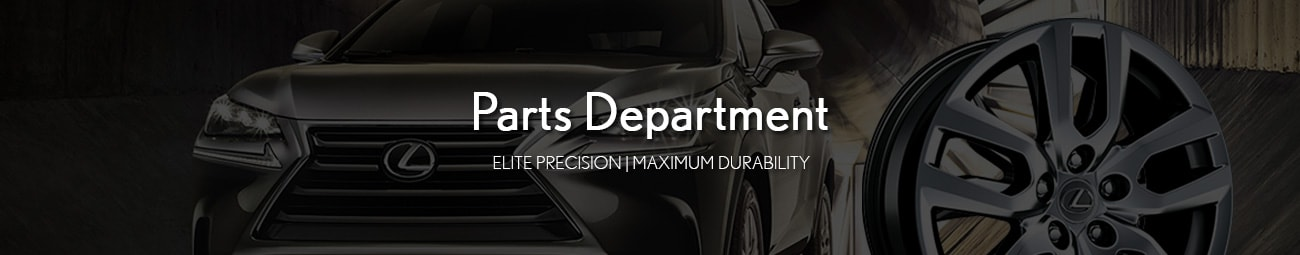 Genuine Lexus Auto Parts