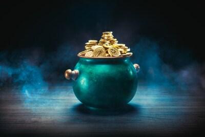 Pot O' Gold Drawing