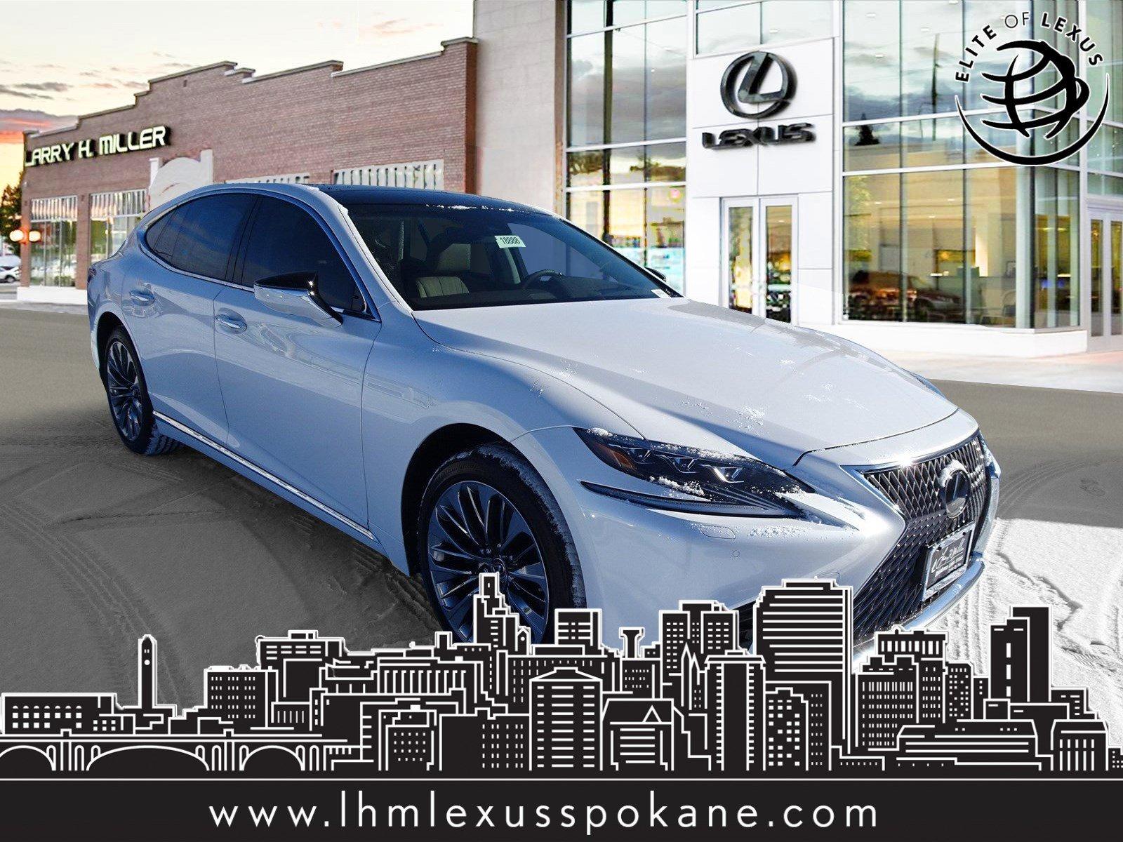 2019 LEXUS LS 500 LS 500 LS 500 AWD