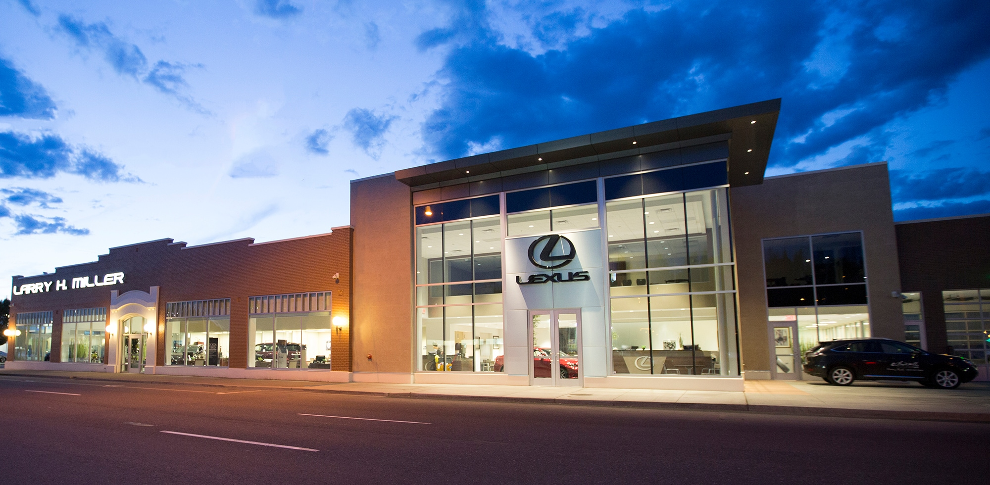 Larry H Miller Spokane >> Larry H Miller Lexus Of Spokane Lexus Dealership In Spokane Wa