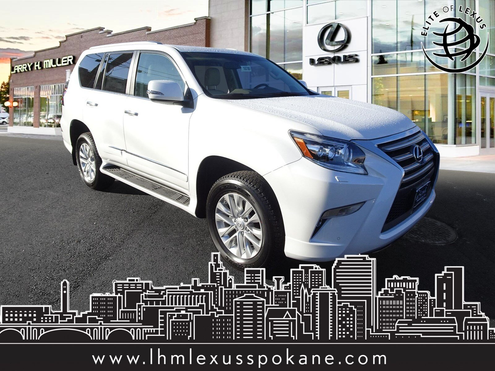 New 2019 LEXUS GX 460 For Sale | Spokane WA | Call 866-983-9314 with