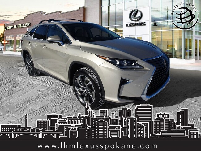 2019 LEXUS RX 350L RX 350L Luxury AWD