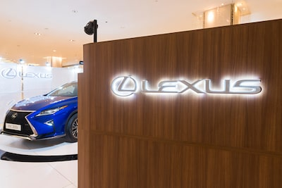 Lexus Merchandise & Apparel