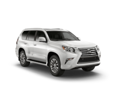 2019 LEXUS GX 460 GX 460 Luxury GX 460 Luxury 4WD