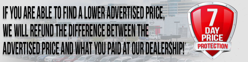 Nissan Price Promise Protection in Denver