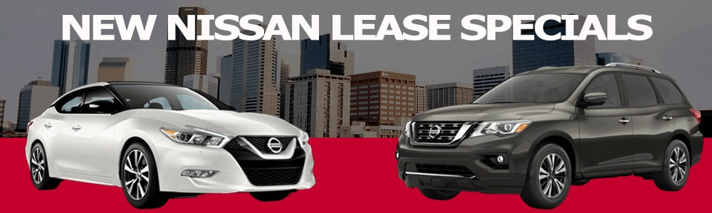 Larry H Miller Nissan 104th Has A Wide Variety Of Lease Specials On