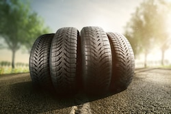 Buy 3 tires and get the fourth for $1!