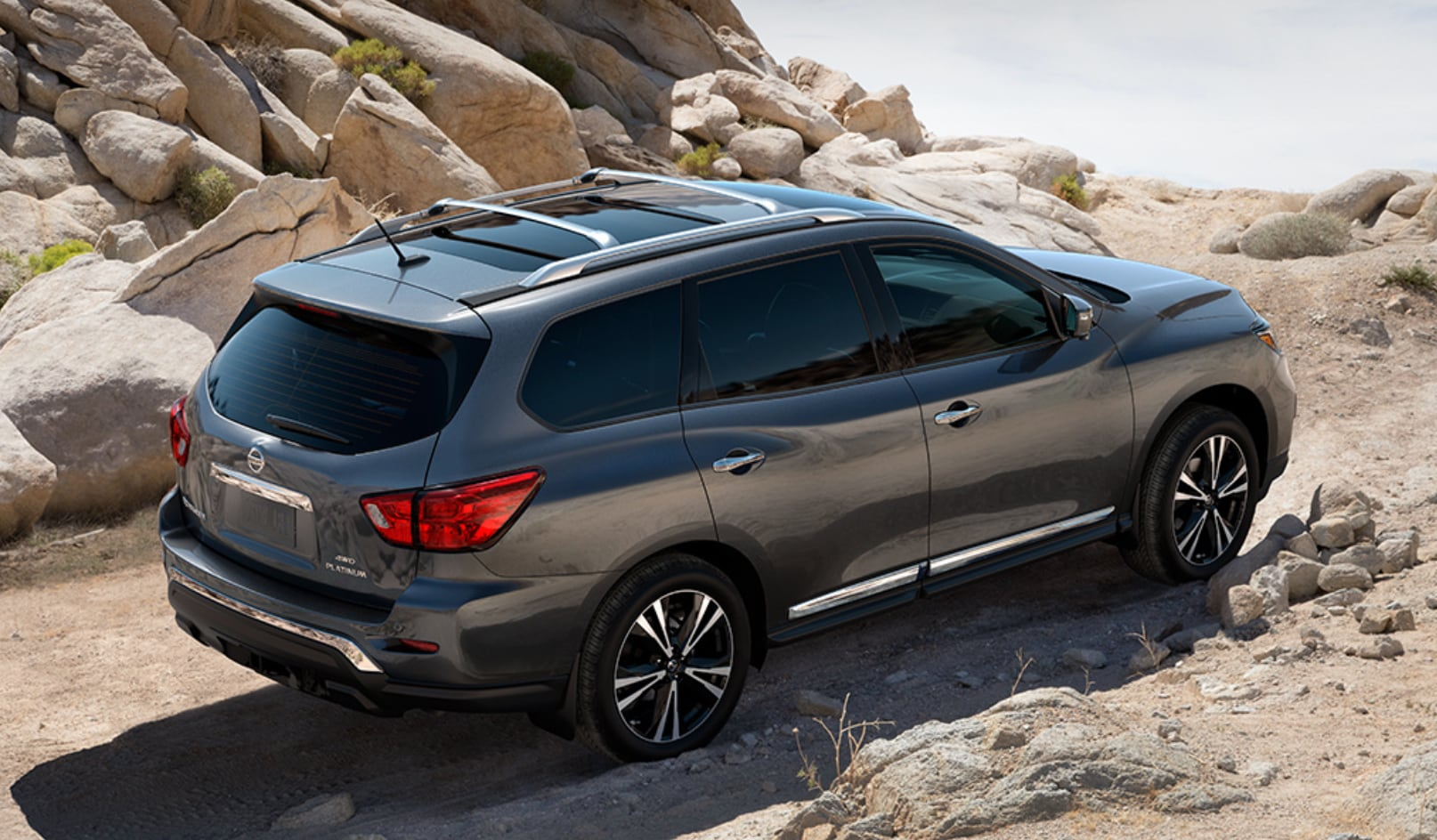 The Perfect Nissan Suv For Every Wish List