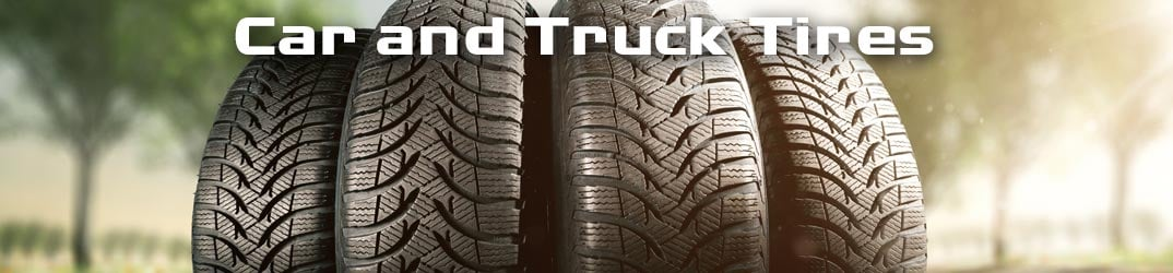 Car and Truck Tires in San Bernardino, CA