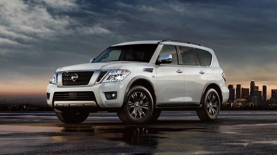 nissan rolled out the 2018 model with four different trims levels the sv sl platinum and platinum reserve rear wheel drive is standard but available