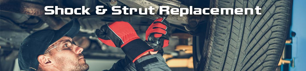 Toyota Shock and Strut replacement