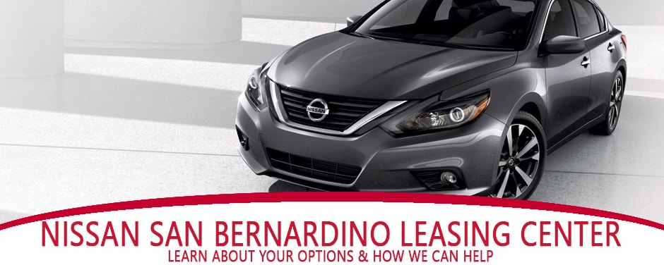 Nissan End of Lease Options at Larry H Miller Nissan San Bernardino