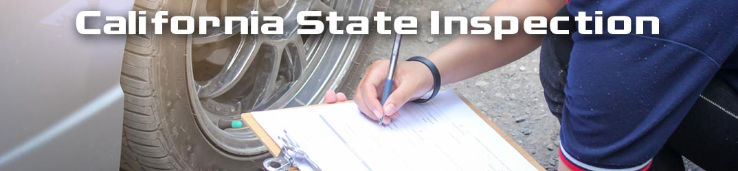 California State Inspection