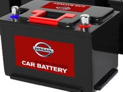 Genuine Nissan Batteries