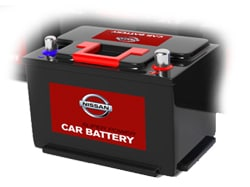Nissan Batteries Starting at $74.99