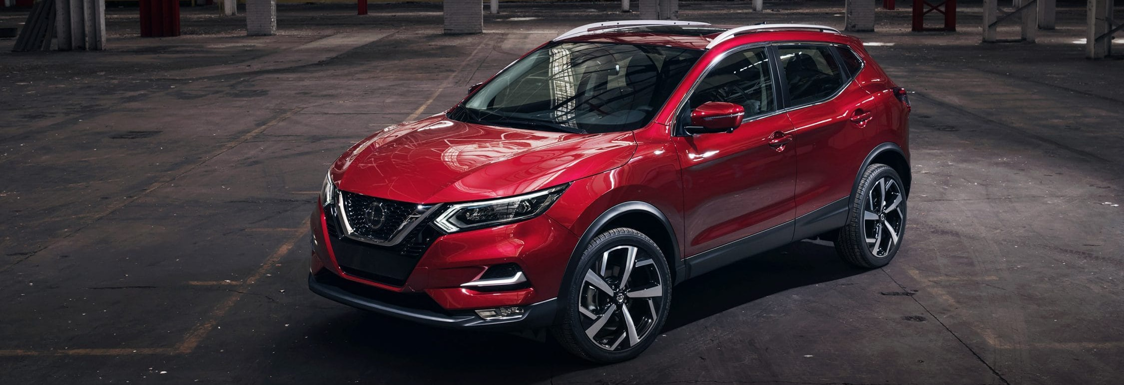 Introducing the All-New 2020 Nissan Rogue Sport at Larry H. Miller Nissan San Bernardino in San Bernardino, CA