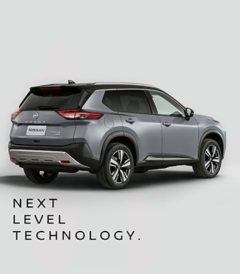 Next Level Tech - 2021 Nissan Rogue