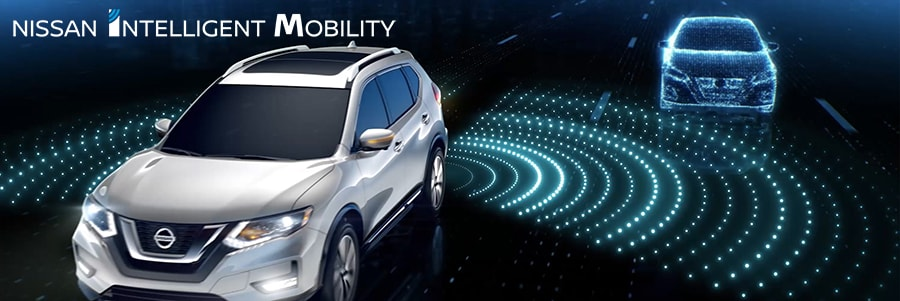 Nissan Intelligent Mobility at Larry H Miller Nissan Corona in Corona, CA Proudly Serving Corona, Ontario, Montclair, and Pomona