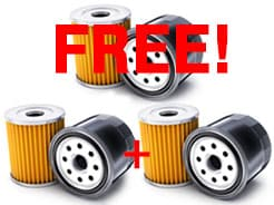 Buy Two Oil Filters, Get One Free!