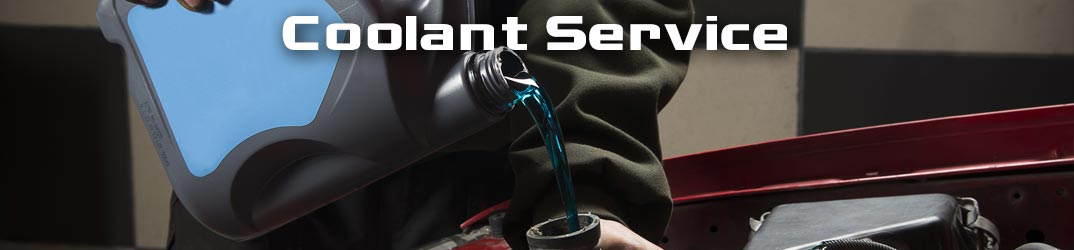 Coolant Service in Bountiful