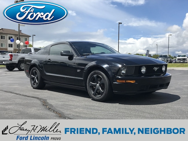 2006 Ford Mustang GT Premium Coupe