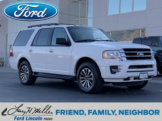 2015 Ford Expedition XLT 4WD  XLT