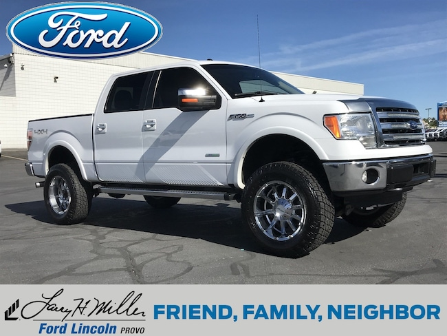 2014 Ford F-150 Lariat 2014 FORD F-150 FX4 CREW CAB  145 WB 4WD
