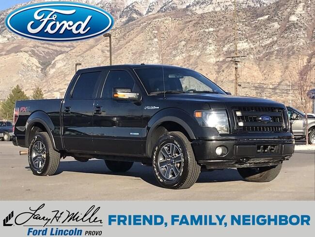 2014 Ford F-150 FX4 4WD SuperCrew 145 FX4