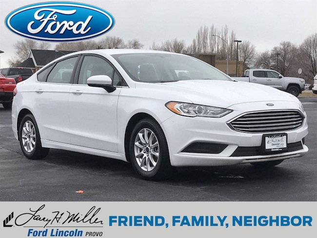 2017 Ford Fusion S S FWD