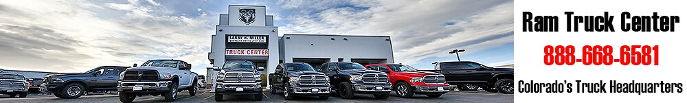 Ram Truck Dealer in Denver