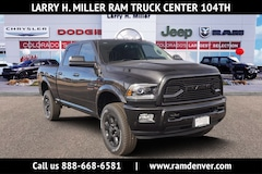 New Ram trucks and work vehicles 2018 Ram 2500 Laramie Truck Crew Cab for sale near you in Denver, CO
