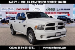 New Ram trucks and work vehicles 2019 Ram 1500 Classic Tradesman Truck Crew Cab for sale near you in Denver, CO