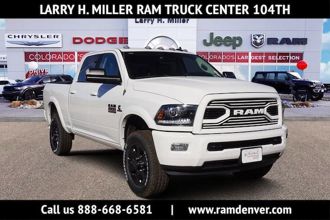 New Ram truck 2018 Ram 2500 Laramie Truck Crew Cab for sale near you in Denver, CO