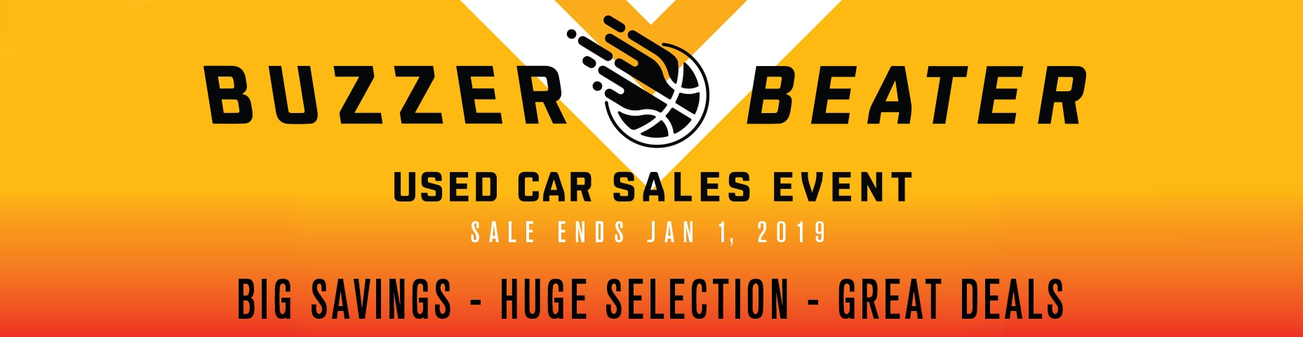 Buzzer Beater Used Car Sales Event at Larry H. Miller Dodge Ram Havana