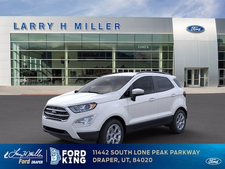 Featured New 2021 Ford EcoSport SE 4WD I4 Engine for sale near you in Draper, UT